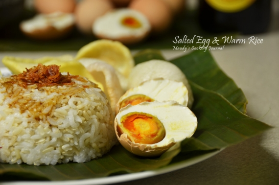 salted egg telor asin